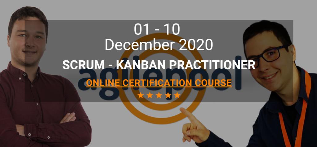 Scrum-Kanban Practitioner December Poster