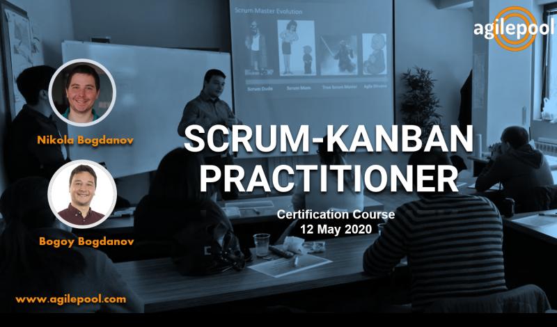 Scrum-Kanban Practitioner May Poster