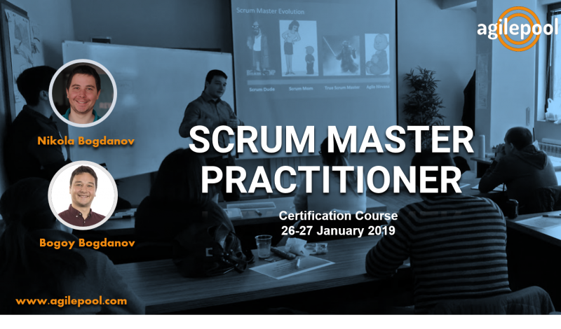 Scrum Master Practitioner january_poster