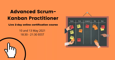 Certified Scrum Master and Product Owner course
