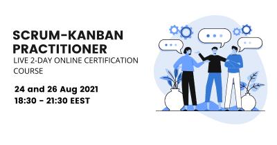 Scrum Framework and Kanban Method Training Interactive Workshop and Certification