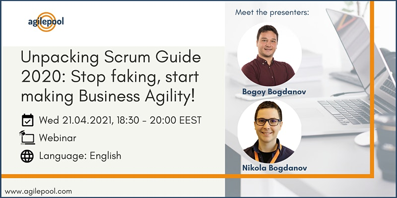 Scrum Guide 2020 business agility